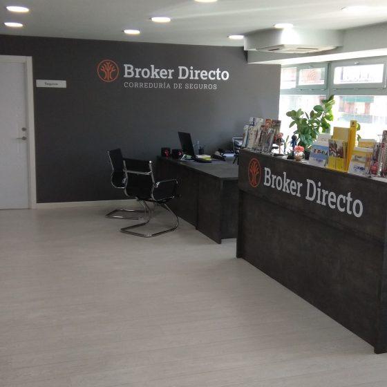 correduria de seguros broker director